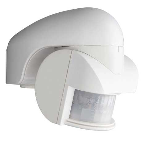 Philips Massive 87098/12/31 - VIRGINIA mozgásérzékelő fehér