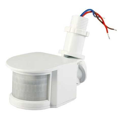 PIR érzékelő T364 180 230V/1200W összeszereléshez a menetbe
