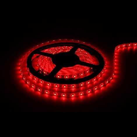 Piros LED szalag 5 méter - GXLS004