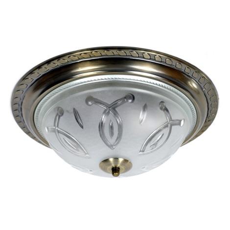PL-236-2W - Mennyezeti lámpa  2xE27/40W/230V