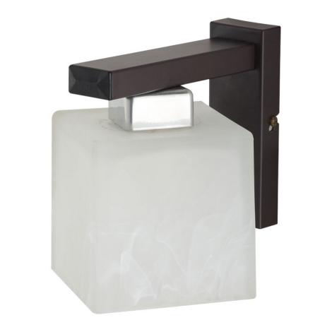 POLA POK fali lámpa 1xE27/60W wenge
