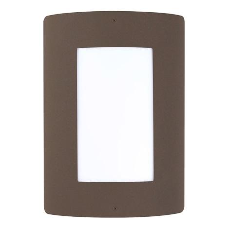 Polux SG1048BR - SAFON kültéri lámpa 1xE27/40W