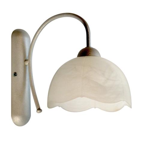 Prezent 1030093 - Fali lámpa ZEKO 1xE27/60W/230V