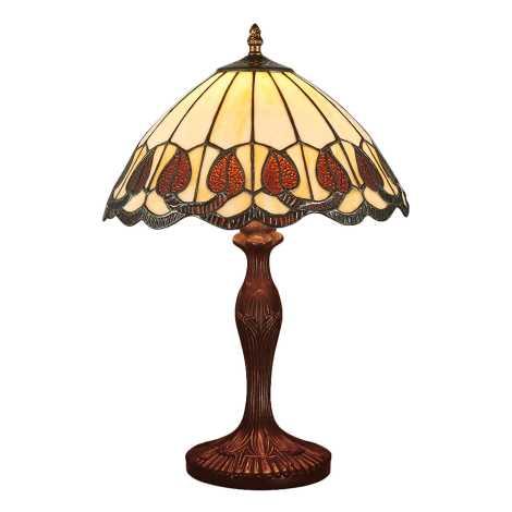 Prezent 117 - Asztali lámpa TIFFANY 1xE27/60W/230V