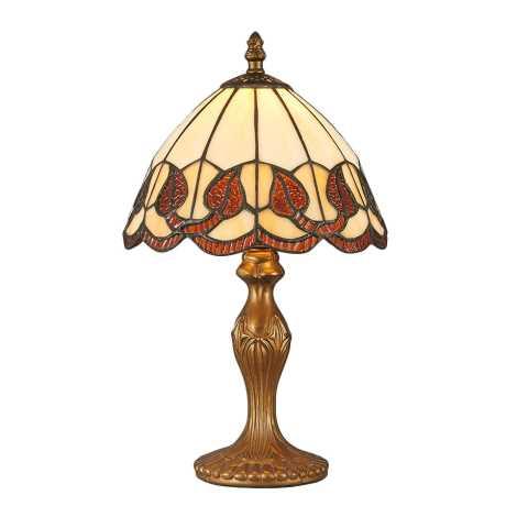 Prezent 118 - Asztali lámpa TIFFANY 1xE14/40W/230V