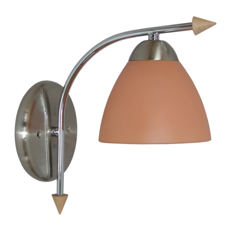 PREZENT 12016 - RIALTO fali lámpa 1xE27/60W