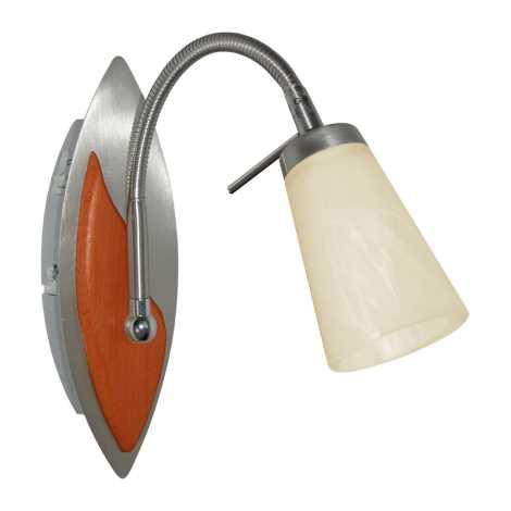 PREZENT 12051 - RAFAEL fali lámpa 1xG9/40W cseresznye