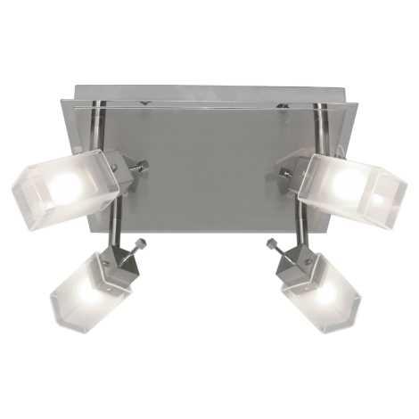 PREZENT 12072 - RIMINI mennyezeti lámpa 4xG9/28W