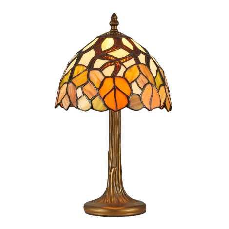 Prezent 121 - Asztali lámpa TIFFANY 1xE14/40W/230V