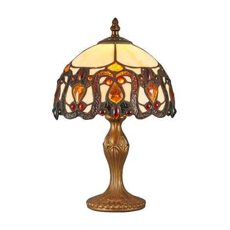Prezent 124 - Asztali lámpa TIFFANY 1xE14/40W/230V