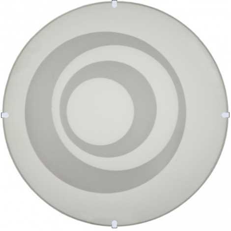 PREZENT 1380 - RINGS fali/mennyezeti lámpa  2xE27/60W