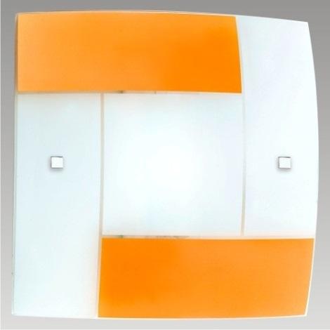 PREZENT 1393 - SINUS mennyezeti lámpa 2xE27/60W/230V