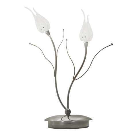 PREZENT 14028 - CARMEN asztali lámpa 2xG4/20W/12V
