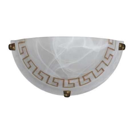 PREZENT 1437 - GRECA fali lámpa 1xE27/60W