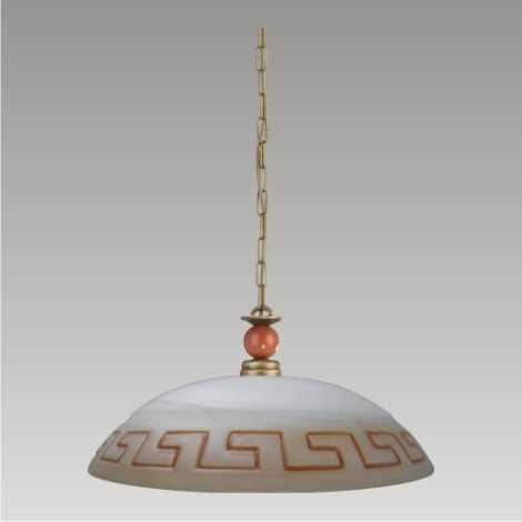 PREZENT 1440 - GRECA függeszték 1xE27/60W cseresznye