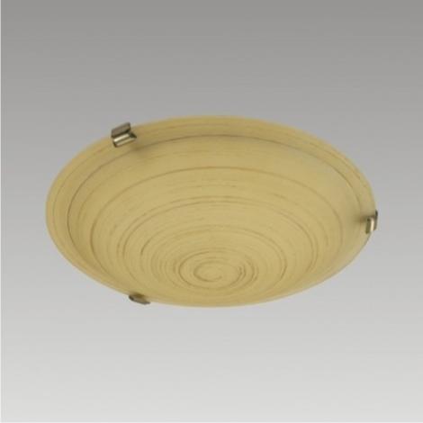 PREZENT 1446 - CYCLO mennyezeti lámpa 1xE27/60W patinás homok színű