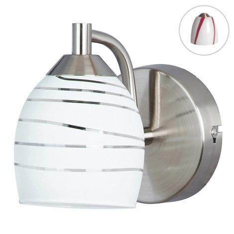 PREZENT 15010 - CARO fali lámpa 1xE14/40W