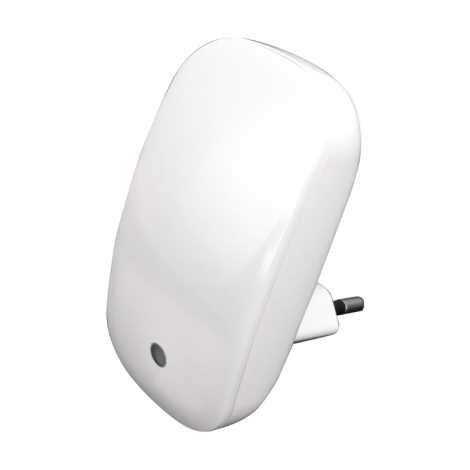 Prezent 1619 - LED konnektoros lámpa 2xLED/0,3W/230V érzékelő