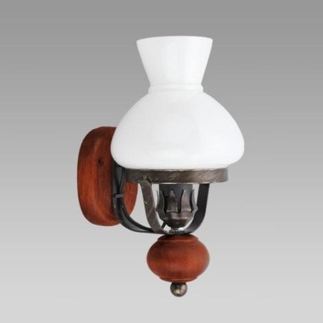 Prezent 25009 - VICTORIA fali lámpa 1xE27/60W