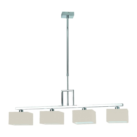 PREZENT 25039 - MADRID csillár állítható 4xE14/40W bézs
