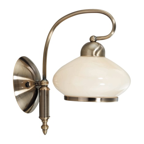 PREZENT 25051 - MAJESTIC fali lámpa 1xE27/60W