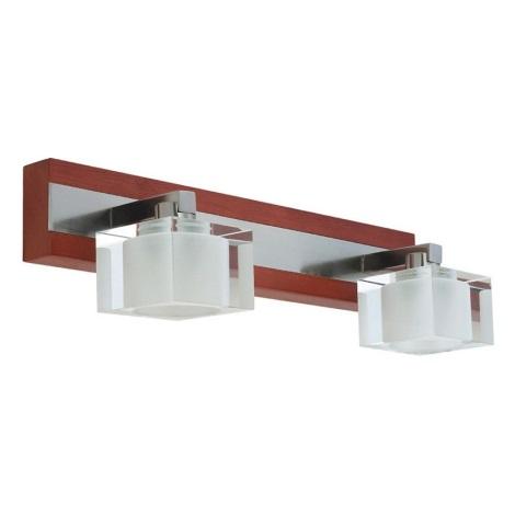 PREZENT 25068 - OMEGA fali lámpa 2xG9/40W
