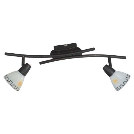PREZENT 25073 - AZTEC mennyezeti lámpa 2xE14/40W
