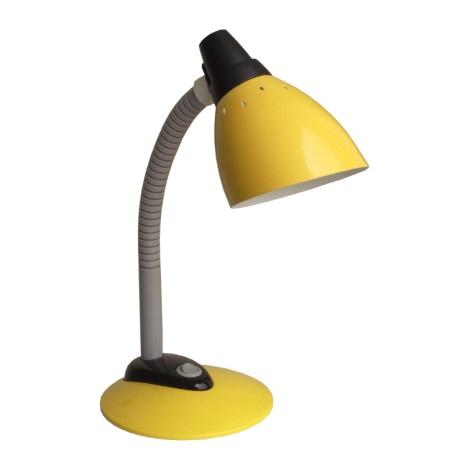 PREZENT 26003 - JOKER asztali lámpa 1xE14/40W sárga