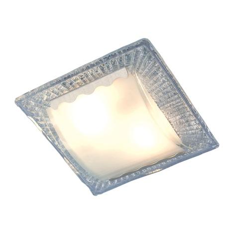 PREZENT 262 - BAGLIO fali/mennyezeti lámpa 2xE27/40W ezüst