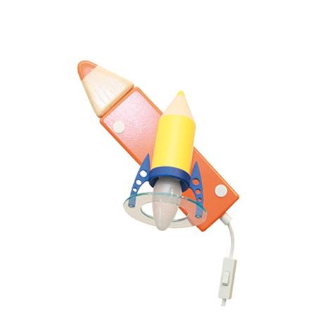 PREZENT 28289 - PASTELKA gyerek fali lámpa 1xE14/25W
