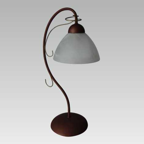 PREZENT 31023 - ALLEGRA asztali lámpa 1xE27/60W