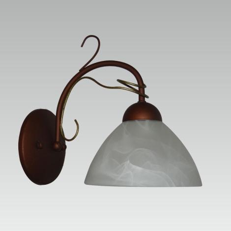 PREZENT 31024 - ALLEGRA fali lámpa 1xE27/60W