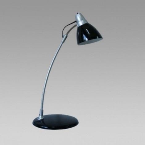 PREZENT 35000 - TEO asztali lámpa 1xE14/40W fekete