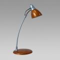 PREZENT 35002 - TEO asztali lámpa 1xE14/40W narancs