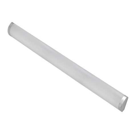 PREZENT 38009 - AVELA konyhai lámpa 1xT5/21W ezüst