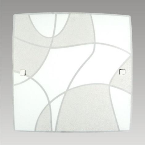 PREZENT 45007 - ASPIS mennyezeti lámpa 3xE27/60W fehér