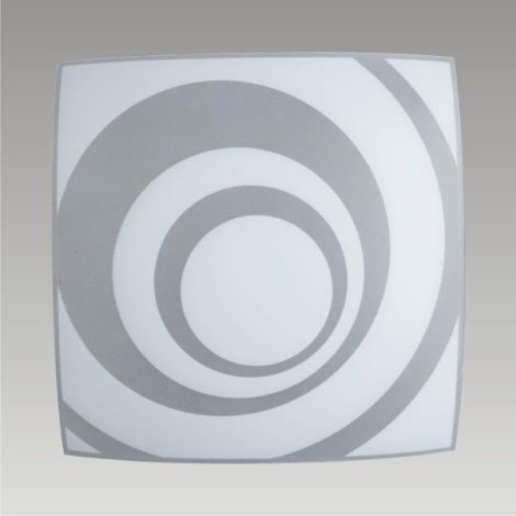 PREZENT 45040 - DELTA fali/mennyezeti lámpa 1xE27/60W