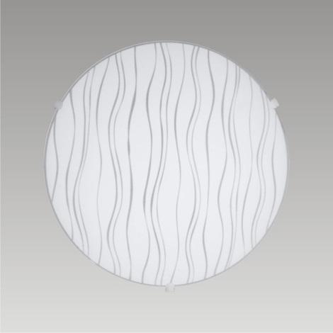 PREZENT 45051 - ECONOM mennyezeti lámpa 1xE27/60W fehér