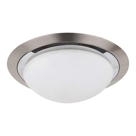 PREZENT 49014 - LENS mennyezeti lámpa 1xG9/40W kerek