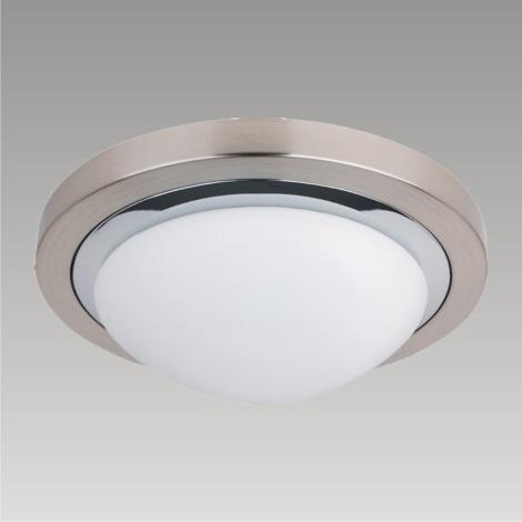 PREZENT 49016 - FROYO mennyezeti lámpa 1xE27/60W króm