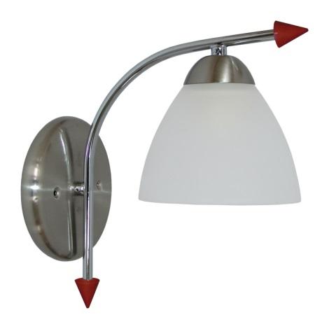 PREZENT 494 - RIALTO fali lámpa 1xE27/60W