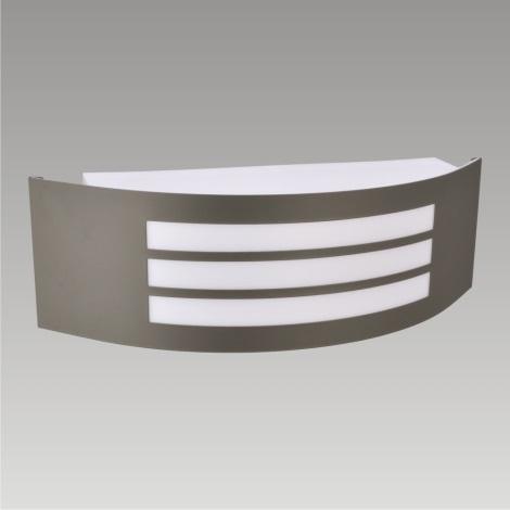 PREZENT 61017 - TUX kültéri fali lámpa 1xE27/14W IP44
