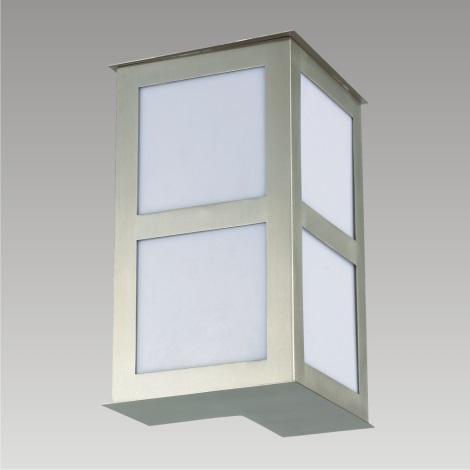 PREZENT 61020 - STREET kültéri fali lámpa 2xE27/11W IP44