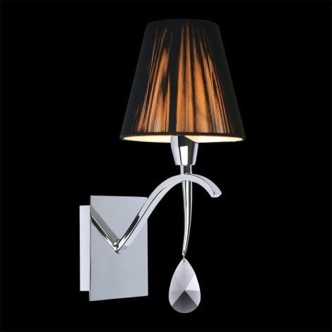 Prezent 64324 - OXFORD fali lámpa 1xE14/40W