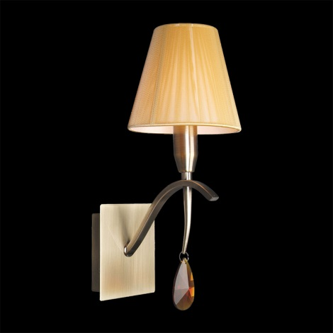 Prezent 64327 - OXFORD asztali lámpa 1xE14/40W