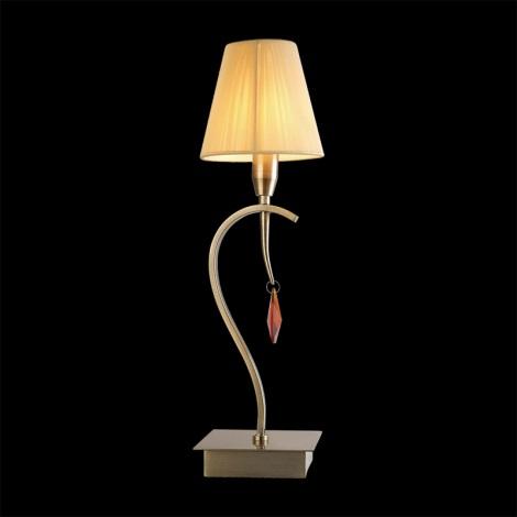 Prezent 64329 - OXFORD asztali lámpa 1xE14/40W/230V