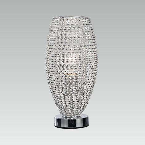 Prezent 64344 - SCELETON asztali lámpa 1xE27/60W