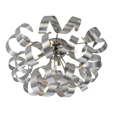 Prezent 64360 - Mennyezeti lámpa RIBBON 5xG9/33W/230V