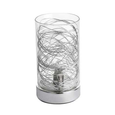 Prezent 65010 - Asztali lámpa KNITT 1xG9/33W/230V
