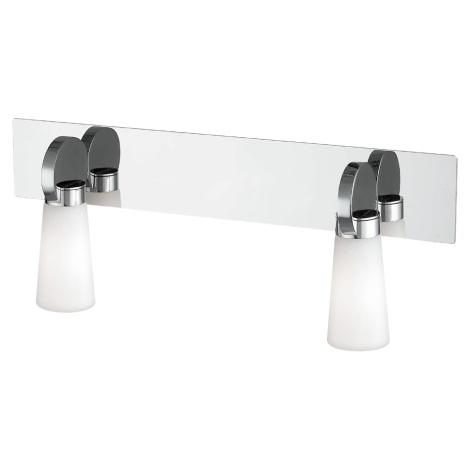 PREZENT 8013 - PEARL fürdőszobai fali lámpa 2xG9/25W IP44